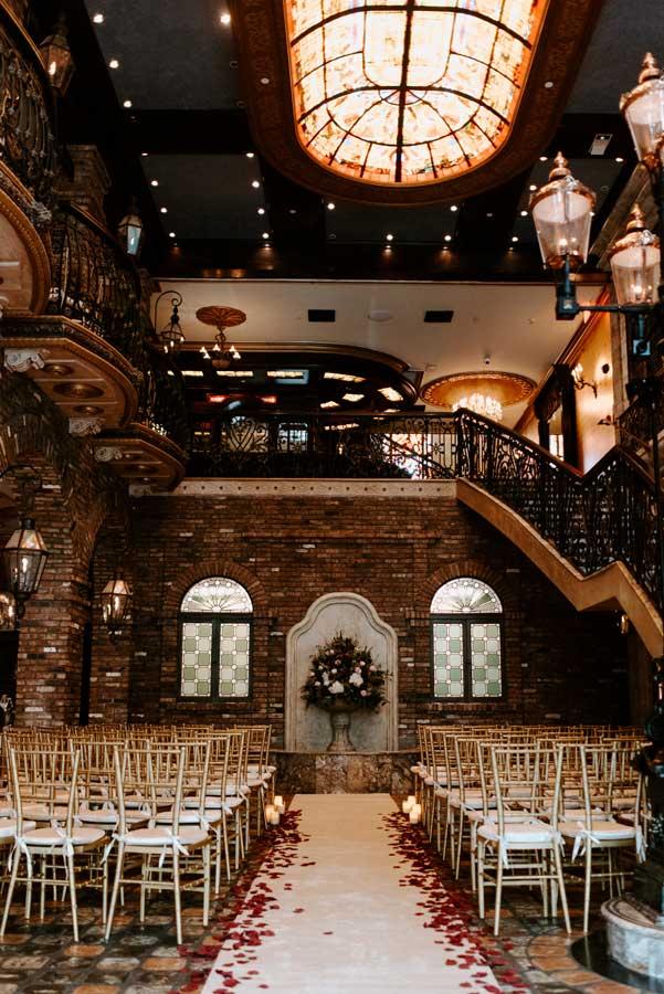 The Cruz Building Wedding Ceremony Coconut Grove