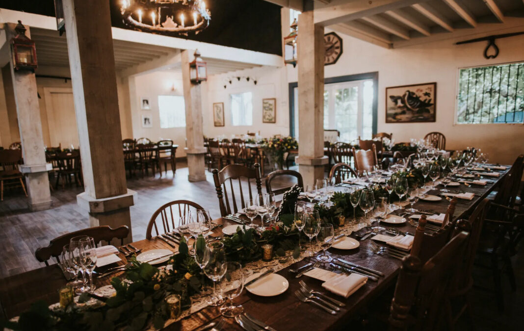 Top 5 Venues Booking 2021 Weddings
