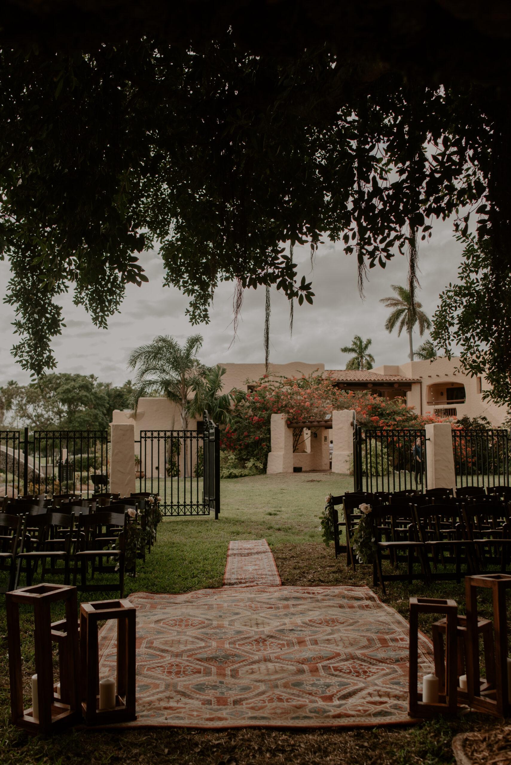 Spanish Monastery weddings - Inspired Events